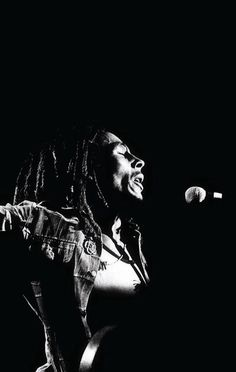 Bob Marley was the most inspirational man on earth, I wish I could have seen him perform just once