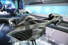 Hyundai D2-X Racing machine airship concept