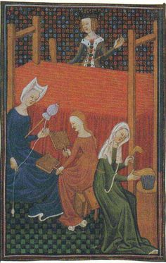 medieval spinning - Google Search