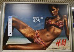 publicité H&M