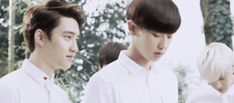 chansoo moment <3 i spot jealous jongin >.<