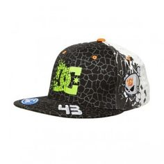 Casquette DC SHOES KEN BLOCK Cracked RACKED