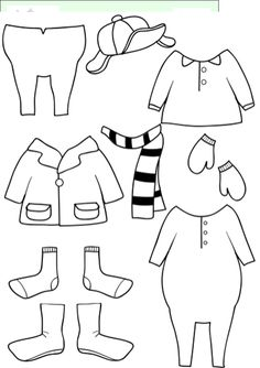 Froggy gets dressed activity ffe clothes pinterest for Froggy coloring pages jonathan london