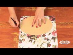 Faça você mesmo - Porta Chaves - Arte Fácil - YouTube