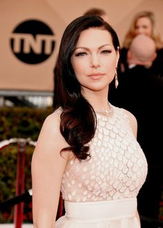 Laura Prepon in a Carmen Marc Valvo dress at the 2016 SAG Awards. Description from pinterest.com. I searched for this on bing.com/images