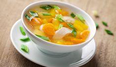 Kippensoep met groenten #recept #recipe #kippensoep #groenten #simpel #gezond