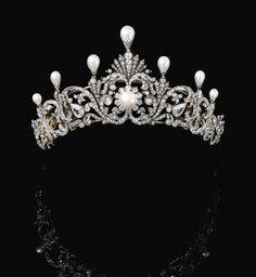 de Marie Poutine Jóias & Royals: tiaras bonitas!