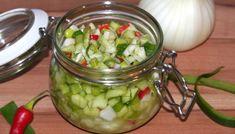 Gurken-Fenchel-Salsa Rezept