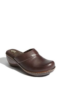 85b492c46615 Softwalk® - Brown Softwalk  murietta  Clog - Lyst