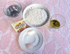 Pita Greceasca Coapta pe Tigaie poza 2 Tzatziki, Hummus, Oatmeal, Pizza, Breakfast, Tableware, Food, The Oatmeal, Morning Coffee