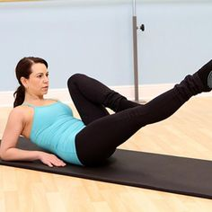 Trainers Reveal: The Best Abs Exercises of All Time - Shape Magazine