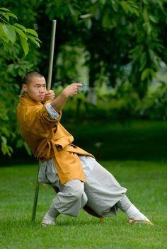 The Blind Ninja           - Shaolin Drunken Staff