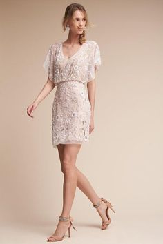 Fabulous Short Wedding Dresses That Will Make You Look Stunn.- Fabulous Short Wedding Dresses That Will Make You Look Stunning Fabulous Short Wedding Dresses That Will Make You Look Stunning – Beauty of Wedding - Wedding Reception Outfit, Summer Wedding Guests, Dress Wedding, Spring Wedding, Reception Dresses, Wedding Guest Outfits, Reception Entrance, Casual Wedding, Formal Wedding