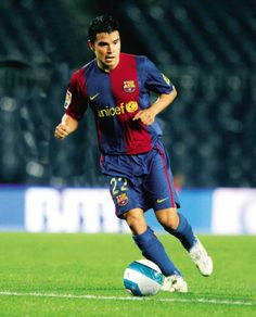 Saviola Barça