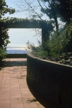 1974-76 Luigi Snozzi Casa Kalmann Brione s/Minusio - via. Luigi, Modernisme, Lodges, Architecture, House, Studio, Houses, Minimalism, Arquitetura