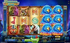 Thunder Bird - http://slot-machines-gratis.com/thunder-bird-giochi-slot-machine-online-gratis/