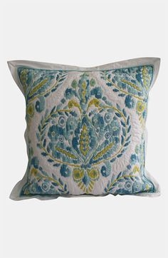 Dena Home 'Blue Dove' Euro Pillow Sham available at Nordstrom
