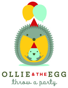 Ollie & the Egg throw a party {party planning, styling, & floral design}