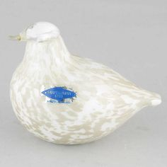 Oiva Toikka was one of the leading Finnish glass and ceramic designers of the century. Birds 2, Glass Birds, Art Pieces, Artworks, Art Work