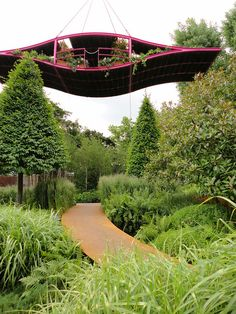 Irish Sky Garden designed by Diarmuid Gavin