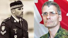 The families of slain military members Cpl. Nathan Cirillo and Warrant Officer Patrice Vincent stand to get some financial support from a new crowdfunding campaign that has already taken in donations from many Canadians and several major Canadian banks. Canadian Soldiers, Canadian Army, All About Canada, Warrant Officer, Kindergarten Age, Support Our Troops, Remembrance Day, Condolences, Armed Forces