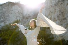 Medieval Flax Linen Natural Chemise tunic