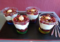 Kirschen - Amaretto - Dessert, ein tolles Rezept aus der Kategorie Dessert. Bewertungen: 7. Durchschnitt: Ø 3,9.