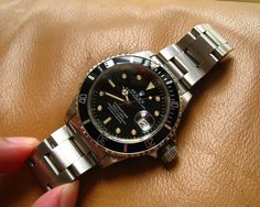 Rolex 16610 Mint condition Patina Submariner E-serial