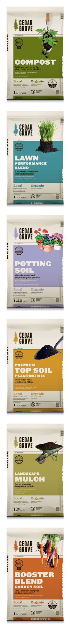 Cedar Grove Packaging