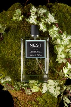 Moss & Mint Body & Soul Spray by NEST Fragrances #NESTFragrances #EauDeToilette
