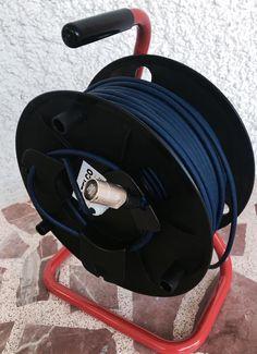 Cable Drum con cable de datos Cat5e #GothamAudioCables