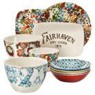 Threshold™ Floral Serveware Collection