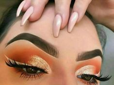 how-to-apply-eyeliner-to-accentuate-your-eyes - More Beautiful Me 1 Glam Makeup, Makeup On Fleek, Kiss Makeup, Flawless Makeup, Cute Makeup, Gorgeous Makeup, Pretty Makeup, Makeup Inspo, Makeup Art