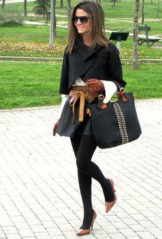Girly Look / Look Femenino (by Silvia  Garcia Blanco) http://lookbook.nu/look/4300867-Girly-Look-Look-Femenino