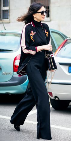 The Golden Rules You Should Know About Office Dressing via @WhoWhatWearUK