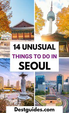 Seoul Travel Guide, Seoul Korea Travel, Asia Travel, Seoul Places To Visit, Busan, Places To Travel, Travel Destinations, Hotels, Backpacking Asia
