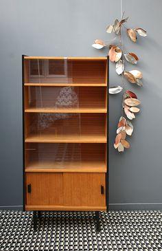 vitrine bibliothèque madamelabroc