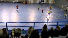Partido de futbol sala cadete entre Oroquieta Espinillo y Ciudad de Alco...
