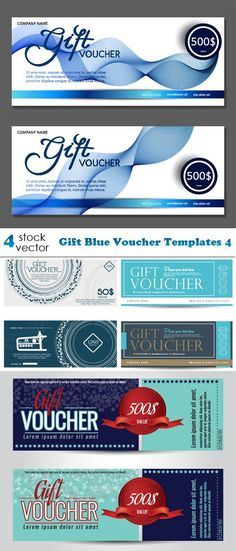Vector illustration,Gift voucher template with colorful pattern,cute