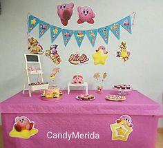 Mesa dulce Kirby.