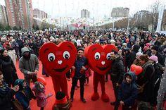 good event for Valentine days :)