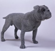 Animals Made From Wire: Sculptures by Kendra Haste