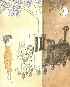 Maurice Sendak «Kenny's window»