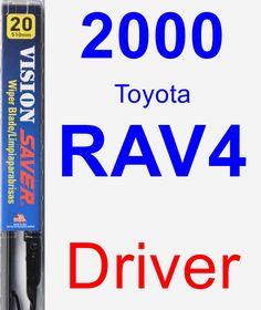 Passenger Wiper Blade For 2012 Acura Rdx Premium