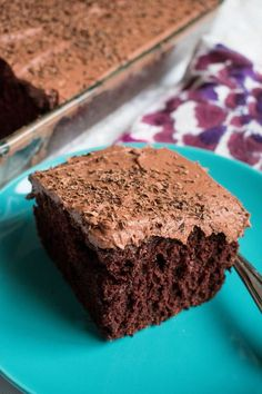 Best Chocolate Cake - Prairie Winds Life A family heritage recipe that produces a rich and moist chocolate cake that beats all recipes. Easy and simple to make and will have your house smelling amazing within an hour. #recipeoftheday #chocolatecake #chocolate #cake #tasty #moist