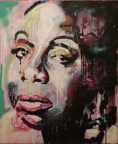 """Nina Simone"" by Barbouilli"