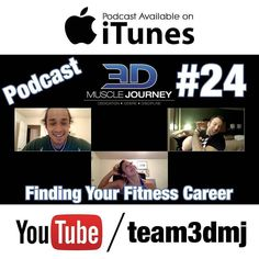 "For all my peeps tryna ""make it"" on their own this is a SUPER useful episode  #Repost @nunez3dmj  30%? 40%? 50%? Higher? Im not sure exactly what the number is however given the rapidly growing interest and pursuit for careers within the fitness industry Id assume a large portion of todays listeners fall into this category.  How did each of the coaches get their start? Is there something to be said about the words effort and consistency? What is meant by the phrase Knowing and staying within…"