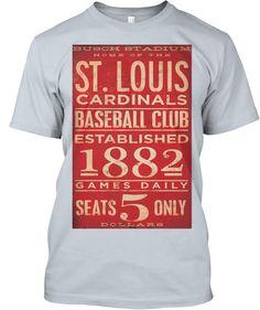 SPIRIT of St. Louis Cardinals baseball