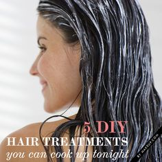Buildup on the hair is a common occurrence. The result can be lackluster, limp hair, but fortunately it's easy to fix. There are tons of clarifying treatments out there, but if you don't want to make a trip to the beauty aisle, all you need to do is head to your kitchen.