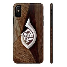 Guam Seal Chamorro Island Case Mate Tough Phone Case for iPhone Samsung Galaxy